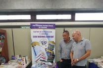 UTP Chiriquí participa en Feria de libros.