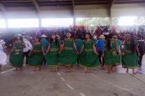 El Festival esuna competencia en la que cada candidata compite contra otros grupos.