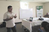 Ing. César Almanza Líder del Proyecto del Secado de Cebolla