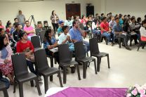 Iniciativa de Arrecifes de Concretos en Panamá.