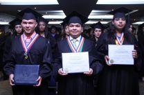 Primeros Puestos de Honor, en la Ceremonia 2016.