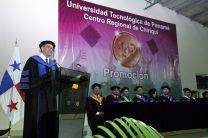 Discurso del Dr. Oscar Ramírez, Rector de la Universidad Tecnológica de Panamá -Promoción 2016.