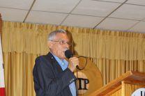 Magíster Ángel Romero.