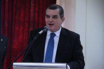 Palabras del Decano de la FIM, Dr. Julio Rodríguez.