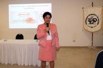 La Licda. Alma Urriola, Vicerrectora Académica, participó del evento.