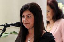 Palabras de felicitaciones por la lic. Magdalena Durán, Vida Universitaria.