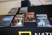 Las series World English y World Class pertenecen a la Editorial National Geographic.