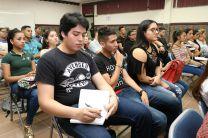 Autoridades de la UTP Chiriquí les da la bienvenida a los estudiantes