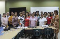 Participantes e Instructores.