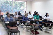 Participación de los docentes, investigadores, estudiantes de ingeniería científica del reseso académico 2018.
