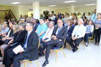 Autoridades, docentes, administrativos y estudiantes participan de la Misa de Acción de Gracias