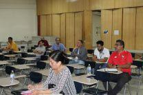 Seminario sobre Liderazgo en la UTP en Bocas del Toro.