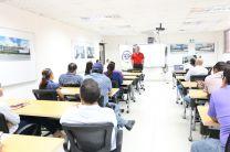 Rector de la UTP realiza Jornada de Trabajo.