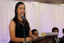 Estudiante Magalys Velásquez, nueva Secretaria del Centro de Estudiantes.