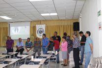 Administrativos de la UTP en Bocas del Toro.