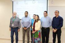 Presentación de Proyecto Usando Lodos Residuales como matriz indicadora de Contaminación