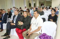 Durante el lanzamiento participaron autoridades de la UTP,  de la FII e investigadores.