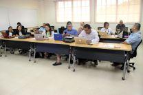 Participación en el primer taller del CECIAC.