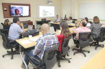 Los análisis finales del taller de CECIAC  lograron una nueva herramienta de evaluación.