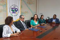 Fundación Calicanto firma convenio con la UTP