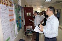 Evaluación de los trabajos del concurso interno en el Campus Metropolitano.