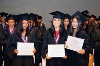 Ceremonia de Graduación de la Facultad de Ingeniería Civil