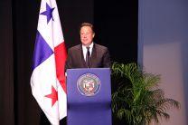 Presidente de la Republica Ing, Juan Carlos Varela.