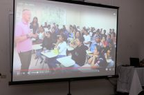 Presentación de video de los 100 días de Gestión del Rector.
