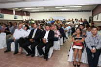 Público presente en el acto de entrega.