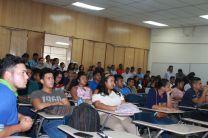 Estudiantes del la UTP en Bocas del Toro.