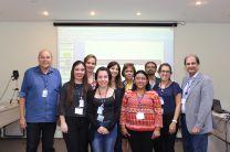 Docente de la UTP Chiriquí participa en un Taller de Tecnología Nuclear.