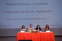 Autoridades de la UTP participan en la Imposición de Cascos Ingenieriles.