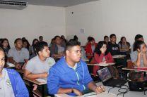 Estudiantes del Colegio San Marcos.