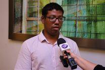 Investigador Jorge Serrano.
