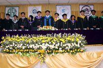 Autoridades de la UTP participan de la Ceremonia de Graduación en Bocas del Toro.