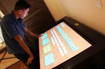 Para crear el material digital sobre el Museo, se recolectó información sobre las piezas arqueológicas.