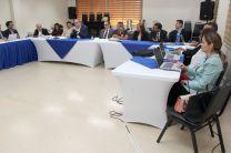 Durante la reunión se discutió el proyecto de ley marco para el Sistema Nacional de Ciencia, Tecnología e Innovación.