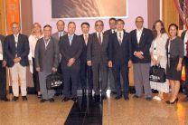 Rector de la UTP firma convenio con la Asociación Internacional de Ingeniería Hidráulica