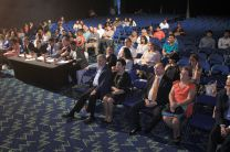 Auditorio del concurso de vídeos de la Gala Literaria 2019 en ATLAPA.