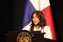 Avril Díaz, la estudiante de mayor índice académico.