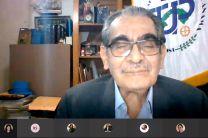Ing. Héctor M. Montemayor Á., Rector de la UTP.
