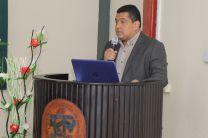 Ing. Pompilio Campos, ponente del tema: Impacto del buen servicio en la satisfacción del cliente.