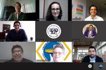 Participantes del Webinar Innovación de la Educación Virtual Los Ambientes Virtuales de Aprendizaje.