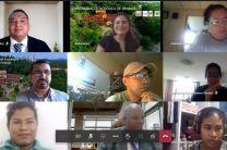 Participantes en el Webinar Webinar Inteligencia Artificial y Machine Learning.