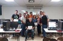 Participantes docentes y estudiantes.