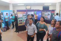Presentación y Sustención de Banner de Proyectos.