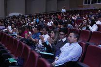 El Ciclo de Conferencias fue organizado por estudiantes de segundo y tercer año de la Licenciatura en Mercadeo y Negocios Internacionales.