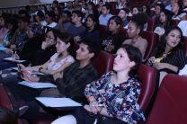 En la Jornada participaron estudiantes de todas las carreras de la FII.
