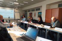 La reunión se desarrolló con un alto grado de intercambio de opiniones por parte  de los estados miembros colaboradores del Proyecto.