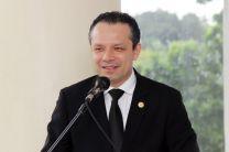 Palabras de agradecimiento del Dr. Ramiro Vargas, Director del CEI.